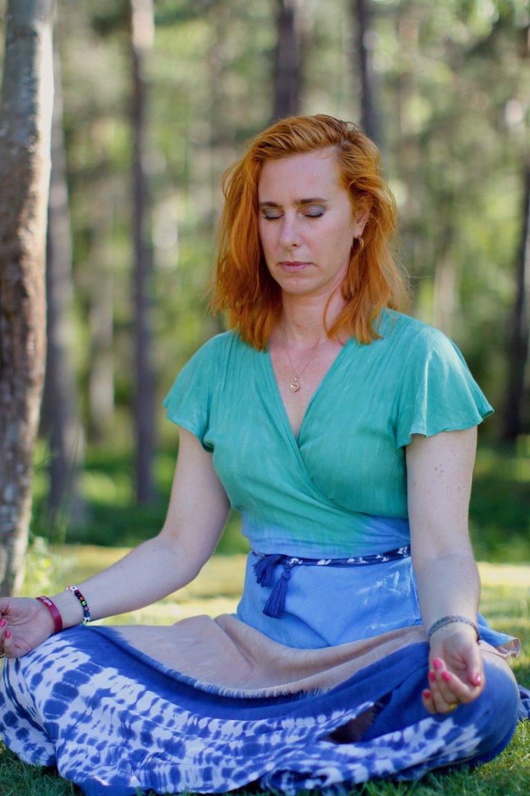 Mindfulness kurs Marie