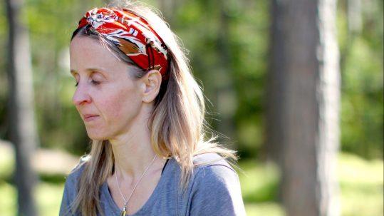 Slow yoga Meditation