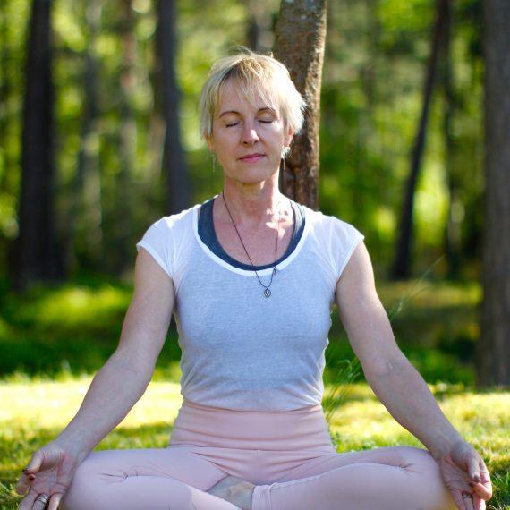 Mediyoga och mindfullness