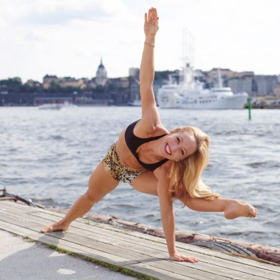 Kino MacGregor Stockholm Atmajyoti Yoga