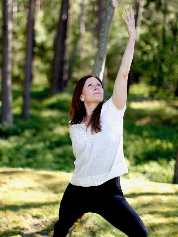 Ont av Yoga? Biomekanik med Anne Weibull